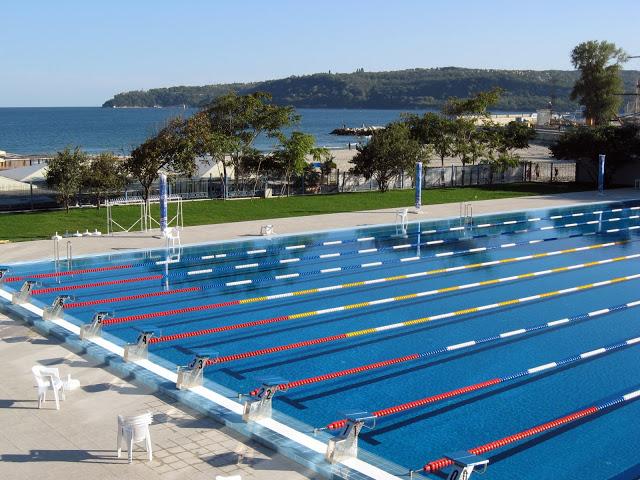 εξοπλισμός κολυμβητηρίου
